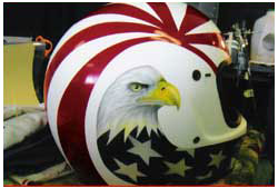 helmet-red-white-blue-eagle