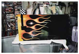 metal-flame-mailbox