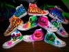 airbrushed tennies
