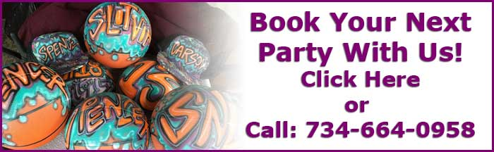 Airbrushing parties-Book Now